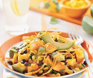 Spicy Tropical Chicken Salad
