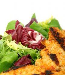 Chicken Caesar Wraps or Sandwiches