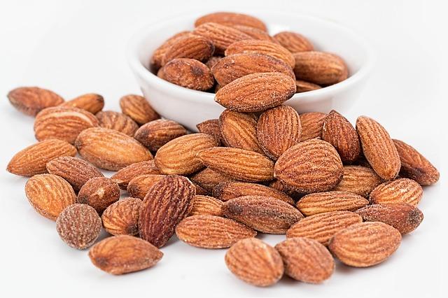 Almond Snacks!