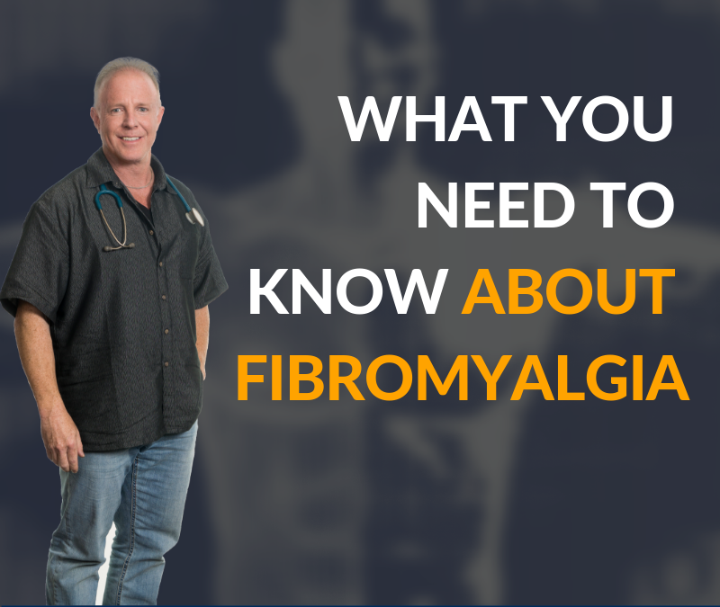 RecoverMe Podcast: What You Need to Know About Fibromyalgia #020